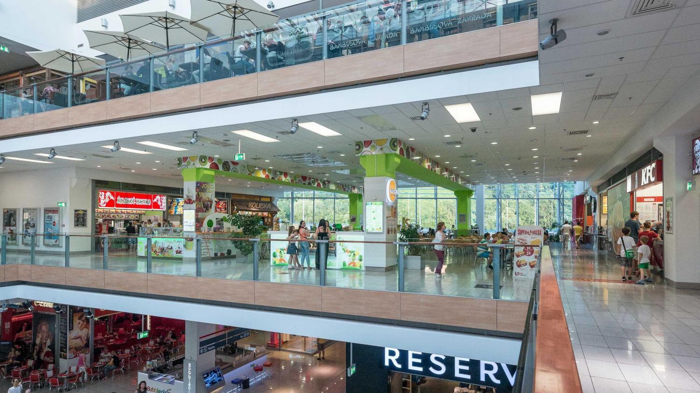 Foodcourt europa sc bansk bystrica rules architekti for Bb shopping it