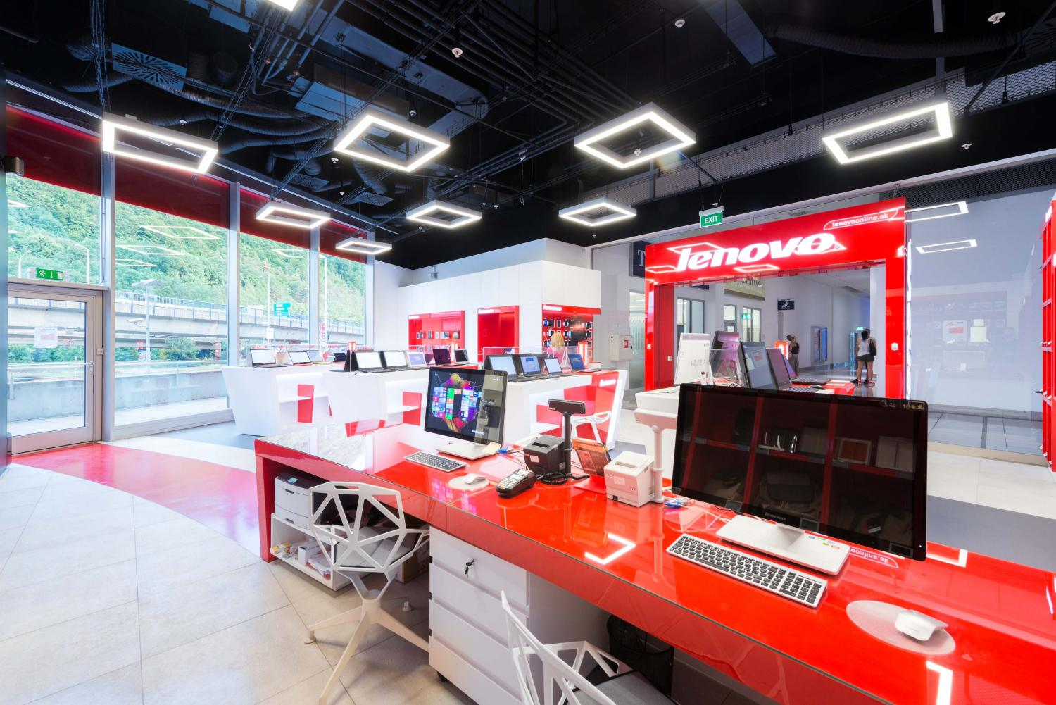 Predajňa a showroom Lenovo e468be8eae
