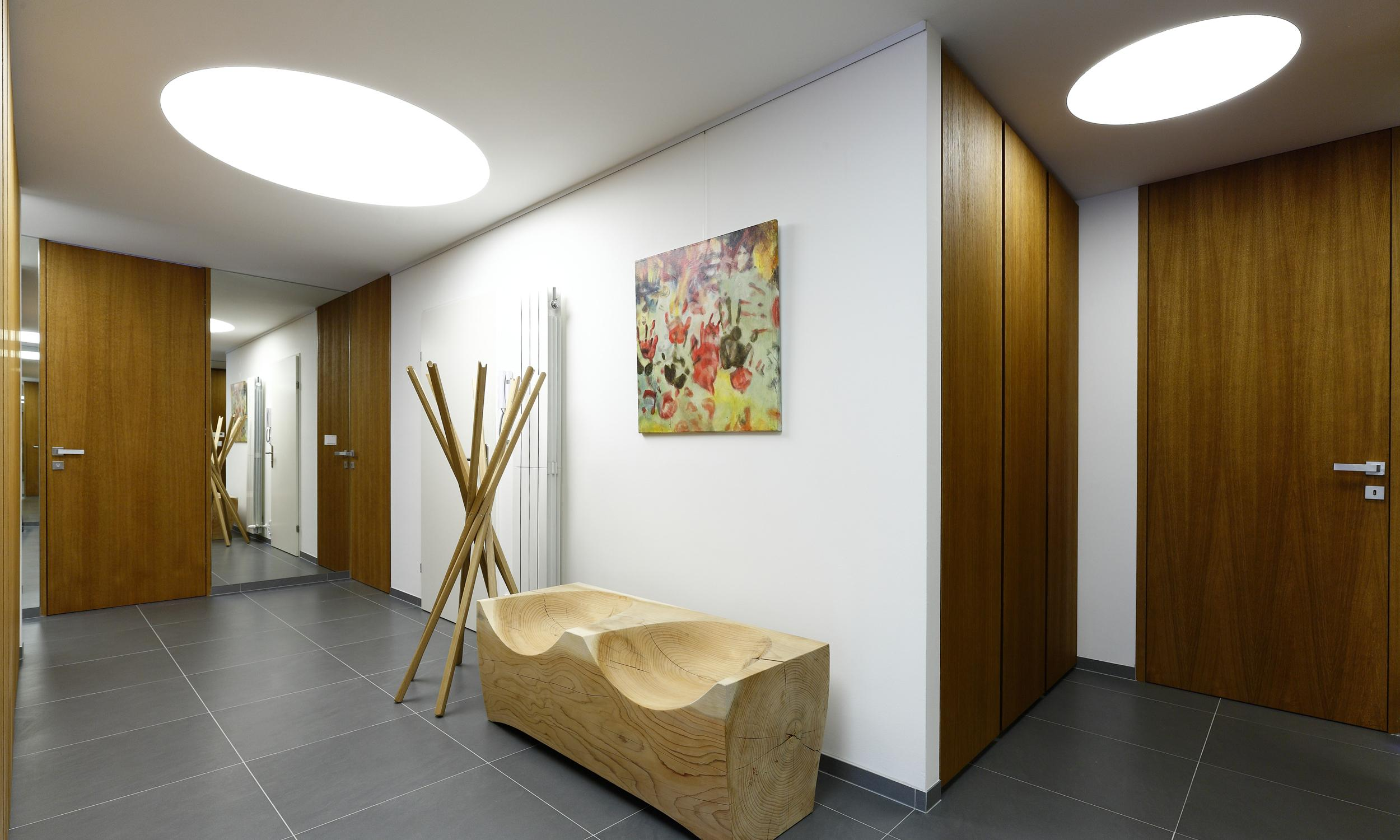Foyer Apartments Clapham South : Vstupné haly rules architekti